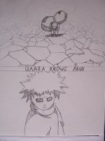 Gaara Knows Pain by Urahara666