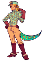 Diego by Pirate-Cashoo