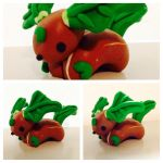 Clay Leafeon! by SnowGirl134