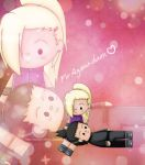 ShikaIno Dolls for Ayame by Wings-chan