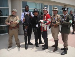 Lord Blackwater @ the SDCC 2013 Steampunk meet #19 by pa68