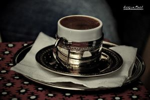 Turkish coffee by sezp