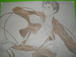 Levi by TheHalloweenParade