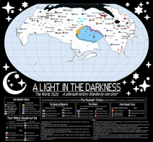 A Light in the Darkness Map by CastleGreifenghast