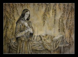 The first visit in Lorien by Hemhet