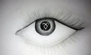 #Eye#TheMortalInstruments by RazSpica