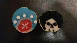One Piece Cookies by eillahwolf