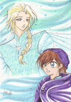 Frozen Let it Go (Genderbend) by AnimeJanice