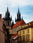 Architecture Appreciation in Prague09 by abelamario