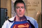 Willoughby Whitfield Superman? by LittleBigDave