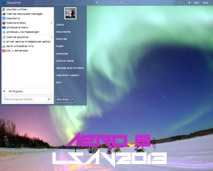 Windows 8 (Font swapping experiment) by Loccosa