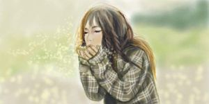 Like diamonds in the sky by Laurabltrn