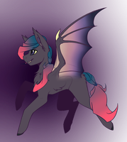 Pssh just kidding her name is Dark Nectar by Timerifts
