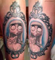 Frankenweenie the creepy girl by AtomiccircuS