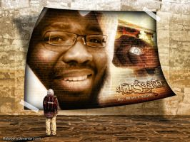 wall poster-HDR by M-AlJabarty