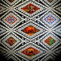 Waltham Abbey: Zodiac Ceiling by Coigach