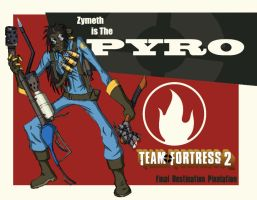 Zymeth is the Pyro by Lord-Zymeth