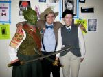 Vastra, Doctor, and Jenny by Metal--Chocobo