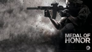 Medal of Honor HD Wallpaper by B4H