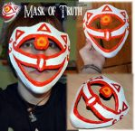 The Mask of truth by Franken-Fish