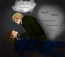 HetaOni - Germany and Italy :Spoilers: by FuzziePeach