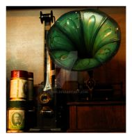 Phonograph by sbrac