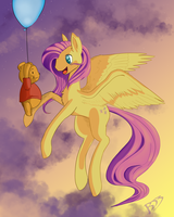 A Pleasant Suprise by TheNornOnTheGo