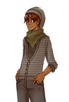 Gavin the hipster by Dohmalore