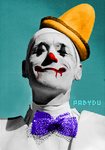 Radical Clown by PADYBU