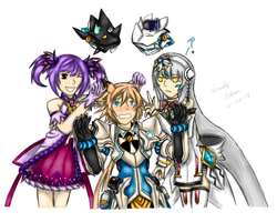 Elsword Third Classes 2 by GaleSpider