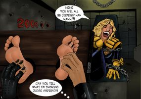 PSI Anderson 2000AD by Bigfootfantasies