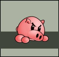 Game Design - Pig Character - Animated by floopate