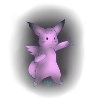 Random Clefable by Pikachu444