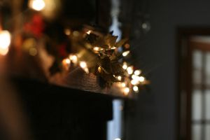 Welcoming Xmas Lights by livelaughlove816
