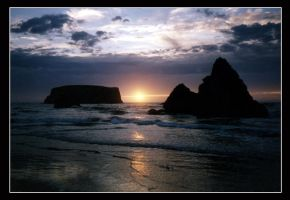 Bandon Lights by miskis