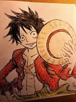 One Piece- Monkey D. Luffy by Atlus154274