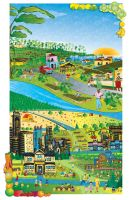 Urban Agriculture Poster2 by spaceboys