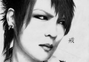 The GazettE - Kai by Henu-Chan