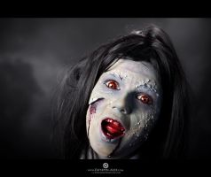 Zombie1 by Elisanth