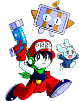 Cave Story Tribute by JamesmanTheRegenold