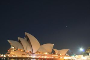 Opera house by Nod3rator
