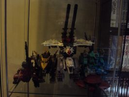 Zoids collection as of 9/27/2012 part 4 by spartan049820