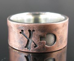 Pirate ring by Sothoth