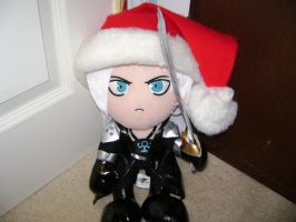 Happy Holidays from Sephiroth by cyberelf2029