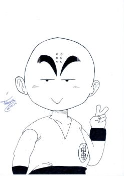 2016 #01 Kuririn Wins by Fabyanou