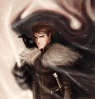 Jon Snow by Arbetta