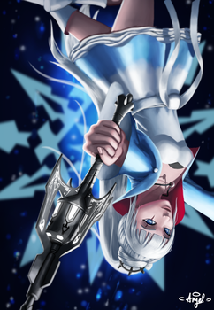 Weiss Schnee by Angelwings246