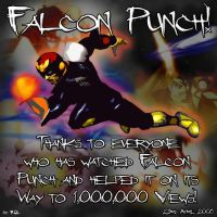 For all the Falcon Punches. by RQL