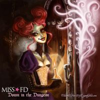 Miss FD - Down in the Dungeon by SpookyChan