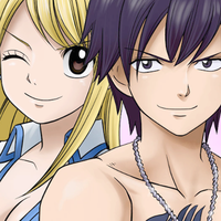 Gray and Lucy Icon by yourlittleangel112